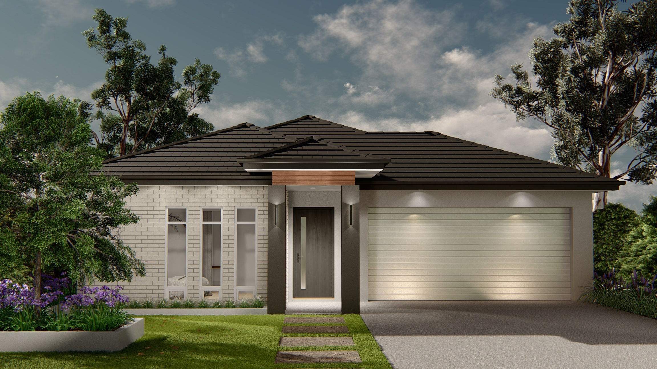 Tomorrow Homes - EXTERIOR RENDER COAST